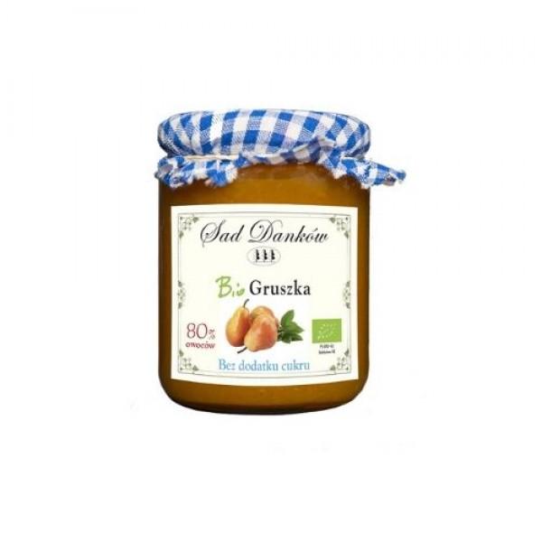 Ekologiczny dżem z gruszki 260 g Sad Danków
