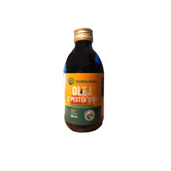Olej z pestek dyni 250 ml ODROLNIKA