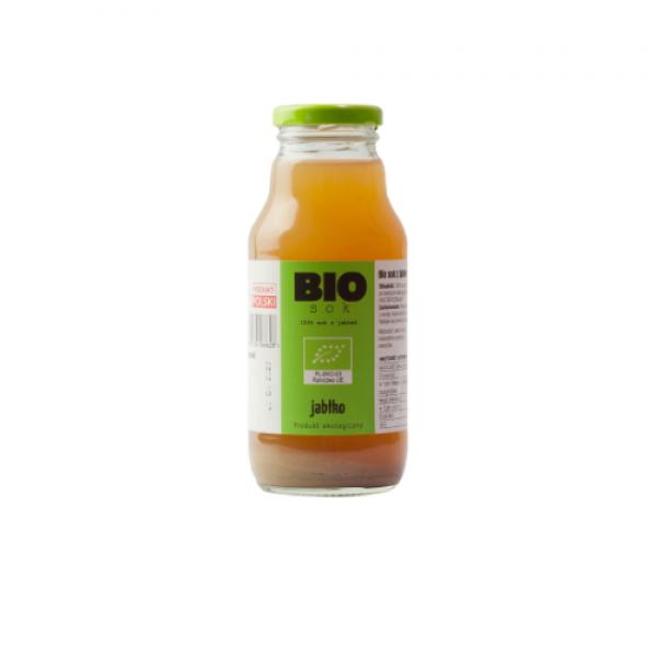 Ekologiczny sok jabłkowy 330 ml Kamionna