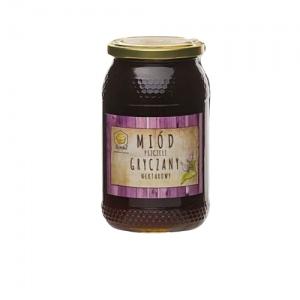 Miód pszczeli gryczany 1200 g Gospodarstwo Pasieczne Kószka