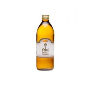 Olej lniany 500 ml Barwy Zdrowia