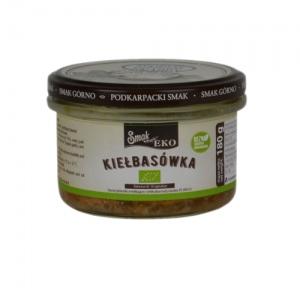Ekologiczna kiełbasówka 180 g Smak Górno