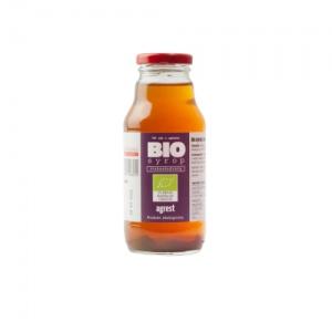 Ekologiczny syrop niskosłodzony z agrestu 330 ml Kamionna