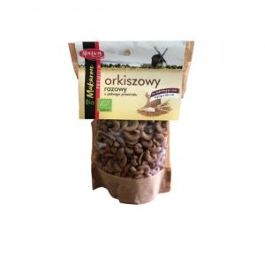 Makaron orkiszowy razowy z pełnego przemiału kolanka ekologiczny  250 g Malwa