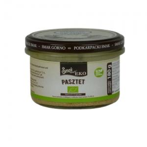 Ekologiczny pasztet 180 g Smak Górno
