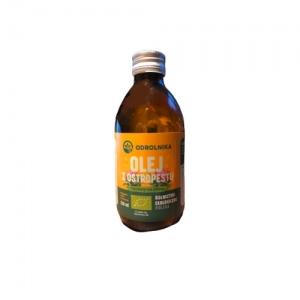 Olej z ostropestu ekologiczny 250 ml ODROLNIKA
