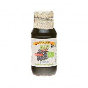 Sok aronia - 100% aronia 330 ml z Kamionnej