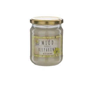 Miód pszczeli rzepakowy 600 g Gospodarstwo Pasieczne Kószka